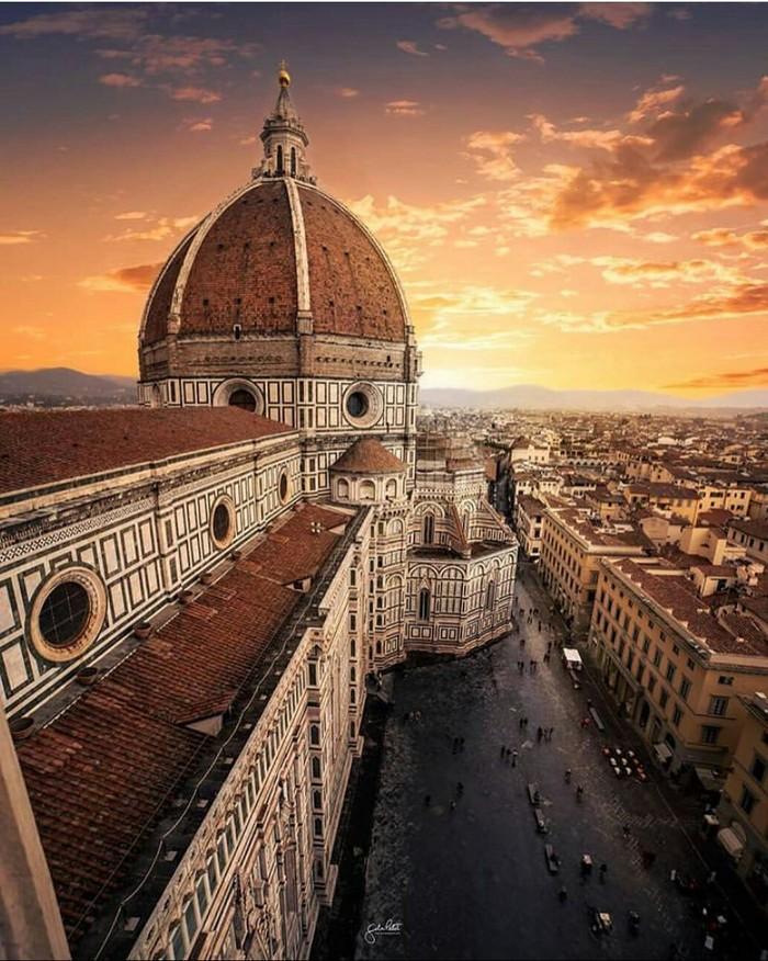 Флоренция, Италия.