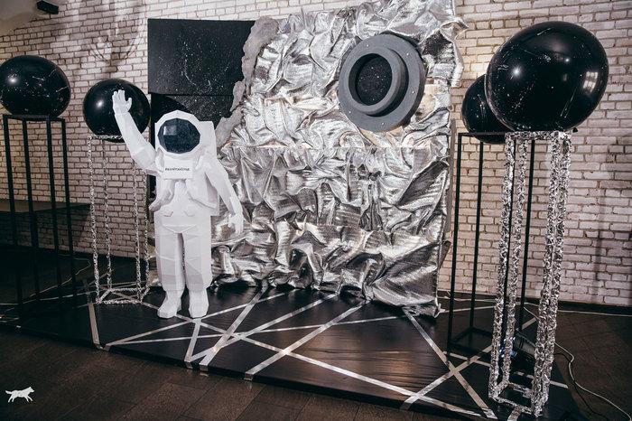 2 метра космонавта Low poly, Papercraft, Ручная работа, Рукоделие с процессом, Длиннопост