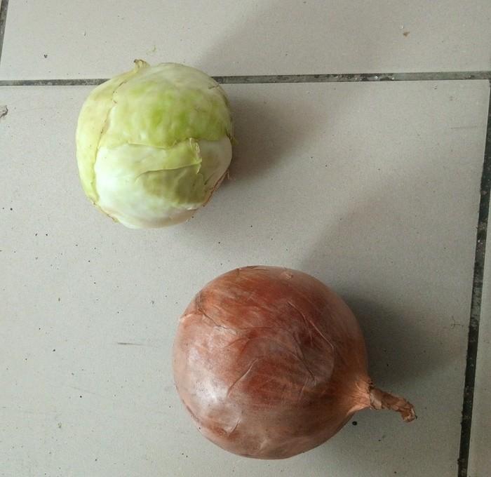 Овощи Капуста, Овощи
