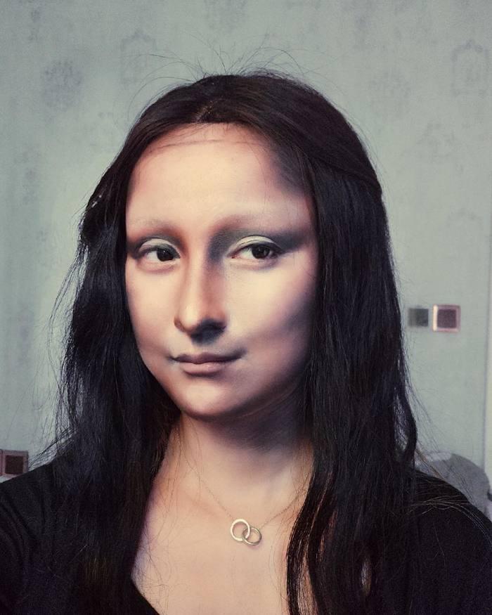 Девушка с помощью макияжа превращается в Джонни Деппа, Монику Белуччи и даже в Альберта Эйнштейна Китай, Визажист, Макияж, Джонни депп, Альберт Эйнштейн, Видео, Длиннопост