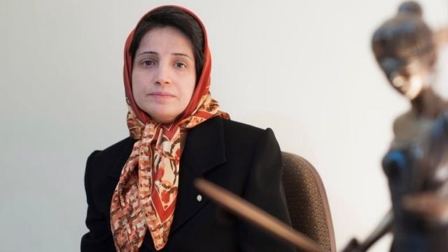 Иранскую правозащитницу Насрин Сотоуде приговорили к 33 годам тюрьмы и 148 ударам плетью Иран, Права человека, Приговор, Новости, Ислам, Мусульмане, Длиннопост, Негатив