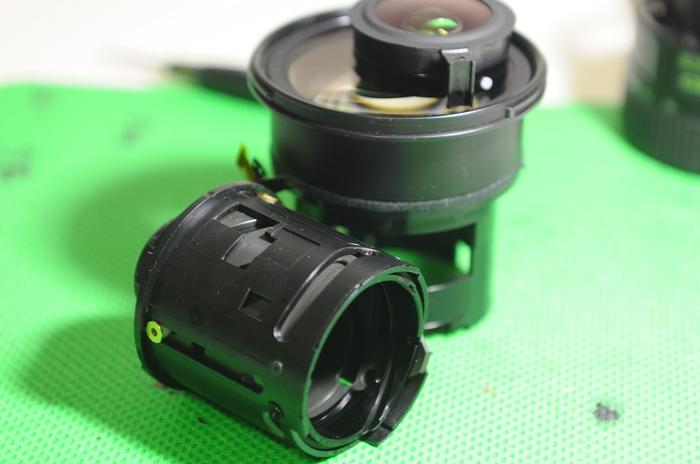 Ремонт Nikon 24-85 3.5-4.5 AF-S VR Фотография, Ремонт, Объектив, Nikon, Длиннопост