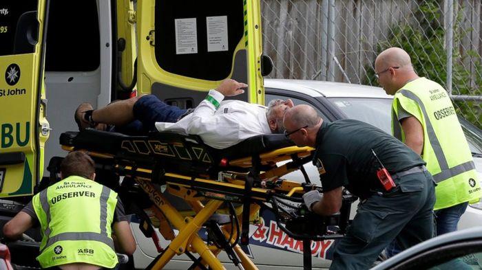 СМИ сообщили о 27 погибших при нападении на мечети в Новой Зеландии Общество, Происшествие, Новая зеландия, Мечеть, Мусульмане, Стрельба, Видео, Длиннопост, Негатив, Теракт