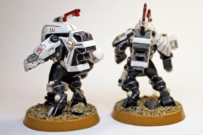 Мои первые попытки покраски миниатюр Длиннопост, Warhammer 40k, Миниатюра, Покраска миниатюр, Wh Miniatures