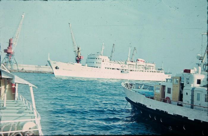Крым 1974-1976 год Крым, СССР, Историческое фото, 70-е, Длиннопост