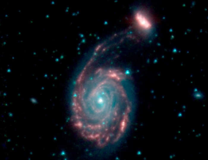 К чему может привести слияние двух галактик? Астрономия, Астрофизика, Слияние галактик, Галактика, Копипаста, Длиннопост