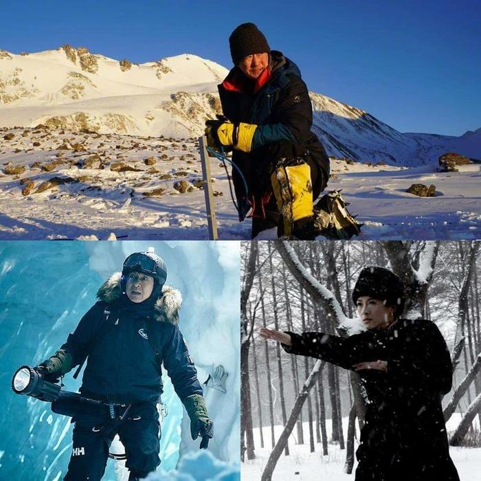 Джеки Чан взберется на Эверест Джеки Чан, Джеки Ву, Чжан Цзыи, Китайское кино, Джомолунгма, Альпинист, Эверест