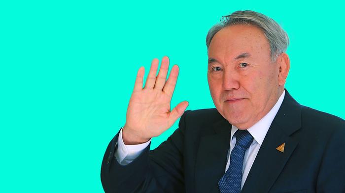 Ощущения Нурсултан Назарбаев, Казахстан, Отставка
