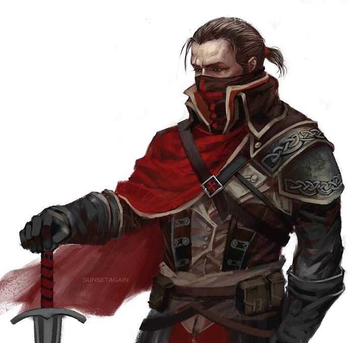 Патрик Шей Патрик кормак, Assassins Creed, Арт, Game Art, Компьютерные игры