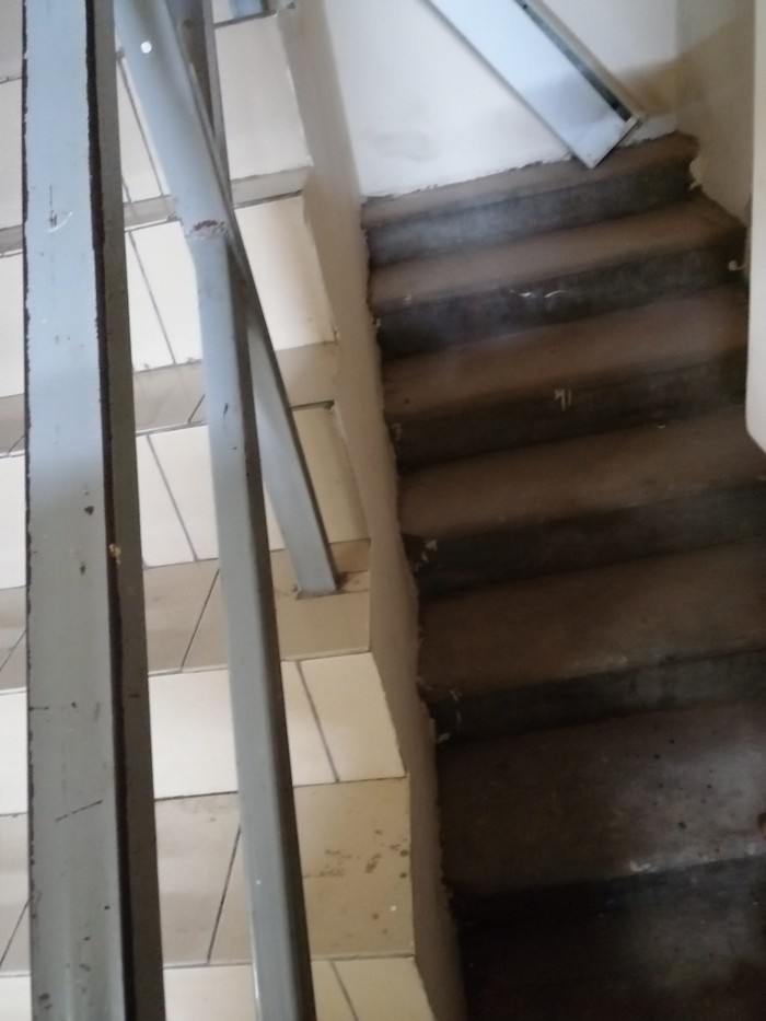 Лестница на лестнице Лестница, Россия, Угадай страну