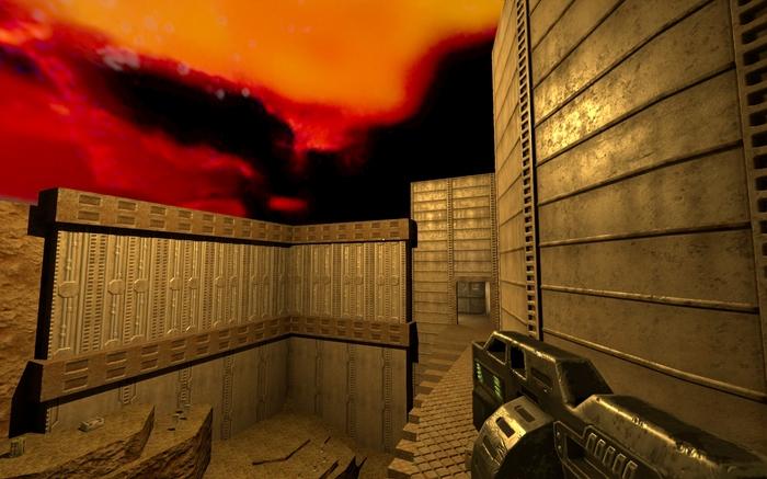 Quake 2 RTX и обновленные модели оружия Quake 2, Nvidia RTX, Gamedev, Modding, Quake, Ray, Trace, Видео, Длиннопост