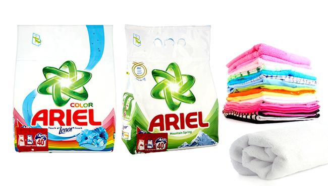 Войны брендов -5: черный PR от стирального порошка Ariel уничтоживший новинку Persil Войны брендов, Persil, Конкуренция, Бизнес, Маркетинг, Продажа, Длиннопост