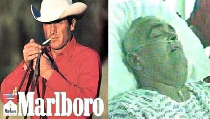 Уэйн Maклapен – Marlboro Marlboro, Курение, Сигареты, Уэйн Maклapен, Вредные привычки, Пропаганда