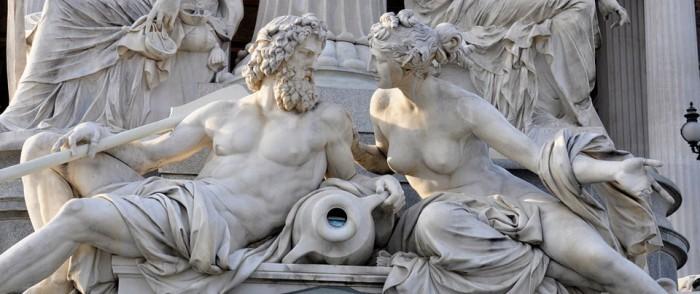 Начало положено (бунт клубнички) Искусство, Греция