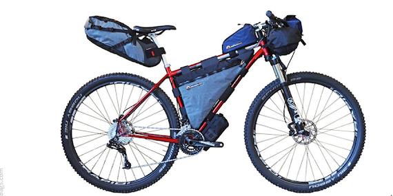 Велоснаряжение в походе Велосипед, Туризм, Снаряжение, Подгорело, Длиннопост