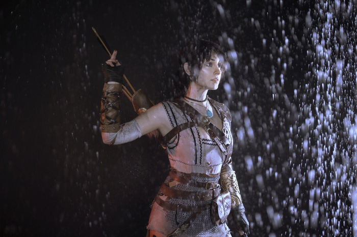 Лара Крофт Косплей, Опоссум Саня, Twitter, Tomb Raider: Лара Крофт, Длиннопост