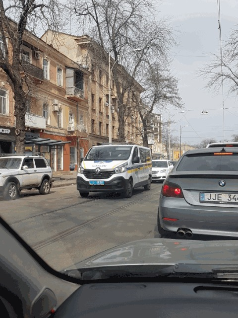 Суровый видеорегистратор Одесса, Полиция, Видеорегистратор, Видеонаблюдение, Гифка