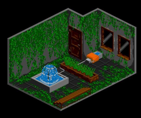Новые анимации и комнаты из Bio Evil на Sega Mega Drive/Genesis Resident Evil, Bioevil, Smd, Segamegadrive, Gamedev, Гифка, Длиннопост