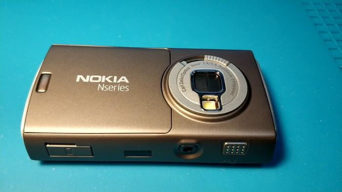 Nokia N95 Телефон, Раритет, Nokia, Symbian, Длиннопост