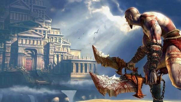 14 лет исполнилось оригинальной God of War