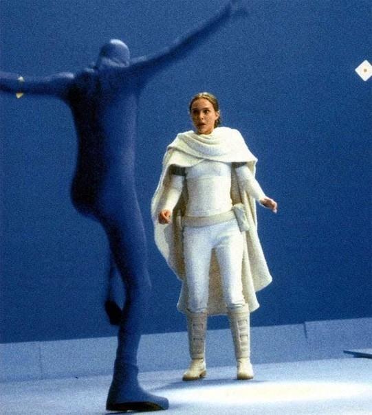 Однажды на съёмках второго эпизода «Звездных войн»