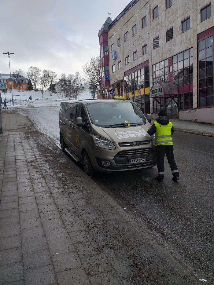 Так я случайно узнал цены на такси в Финляндии! Финляндия, Такси, Штраф, Парковка, Заграница, Длиннопост