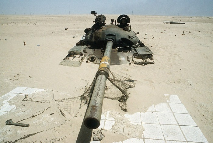 Танк Танки, Пустыня, Ирак