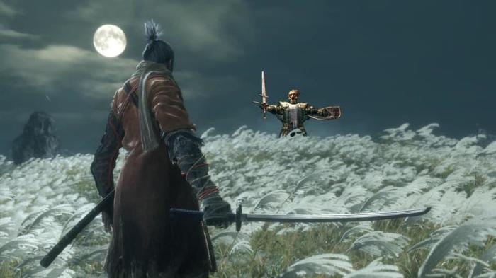 Git gud, samurai Sekiro: Shadows Die Twice, Dark Souls, Ностальгия