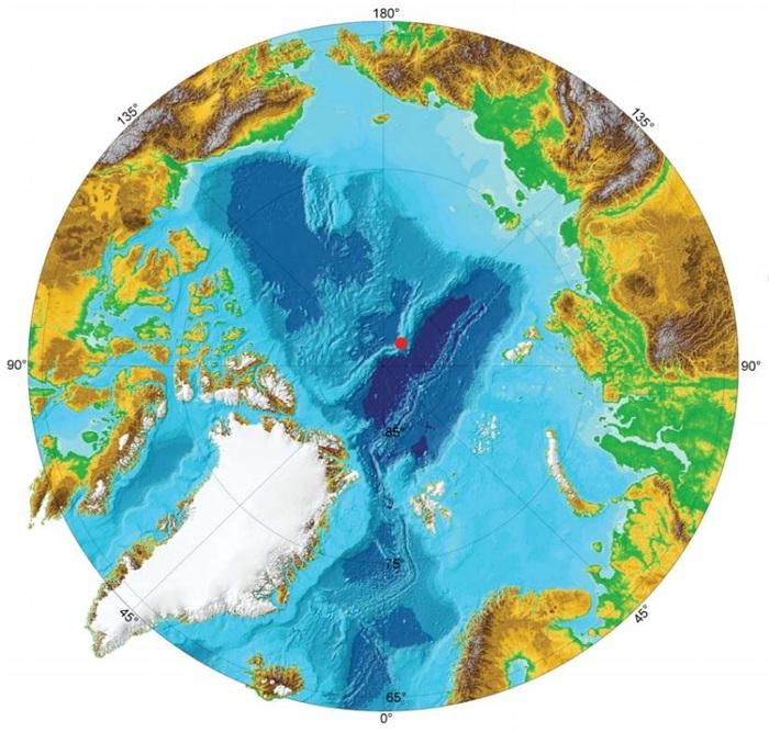 Когда на северном полюсе росли тропические папоротники Земля, Климат, Геология, Наука, Длиннопост