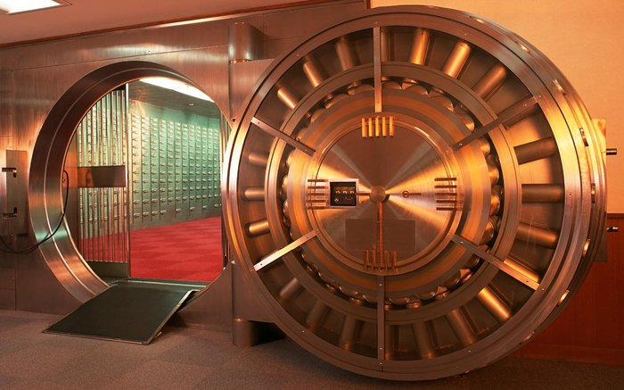 Особенности безопасности банковских ячеек Банк, Сейф, Надежность, Длиннопост
