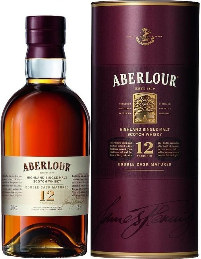 Aberlour Double matured 12 y.o. Шотландский виски, Виски, Алкоголь, Выбор напитка