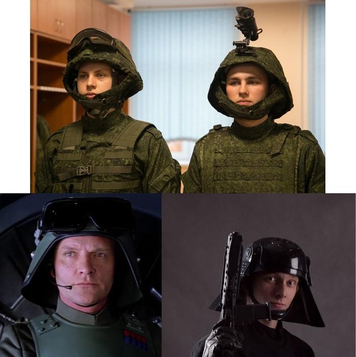 Вдохновители новой формы армии Белоруссии