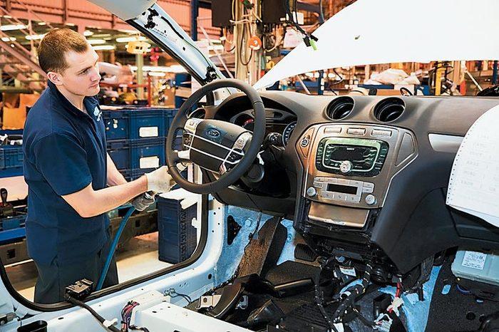 Требования профсоюза от компании Ford Форд, Профсоюз, Всеволожск, Соцзащита
