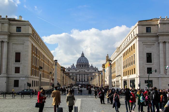 Ватикан - духовный центр католицизма. Ватикан, Италия, Рим, Собор Святого Петра, Религия, Путешествия, Туризм, Длиннопост