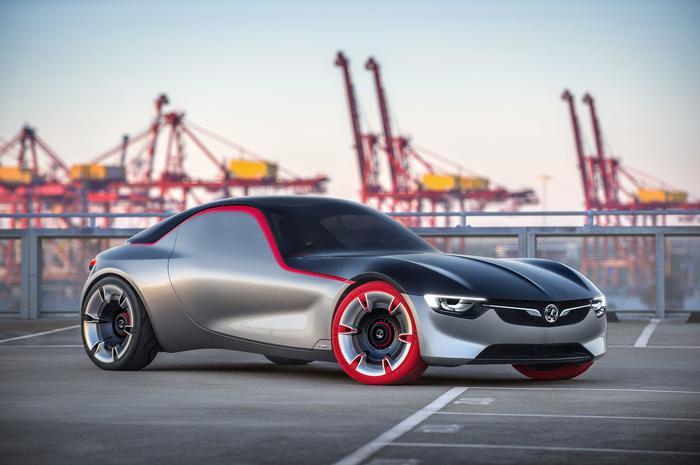 Vauxhall GT Concept 2016 года Авто, Vauxhall, Концепт, Длиннопост