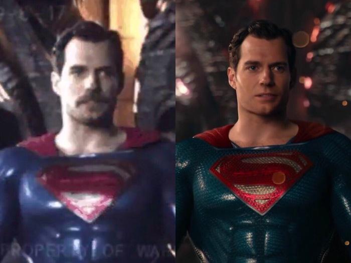 Теперь ты видел все. Супермен, Лига Справедливости, Фильмы, Усы, DC