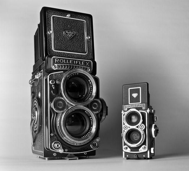Миниатюрная цифровая камера Rolleiflex MiniDigi Фотография, Фотограф, Фотоаппарат, Фотосъемка, Длиннопост
