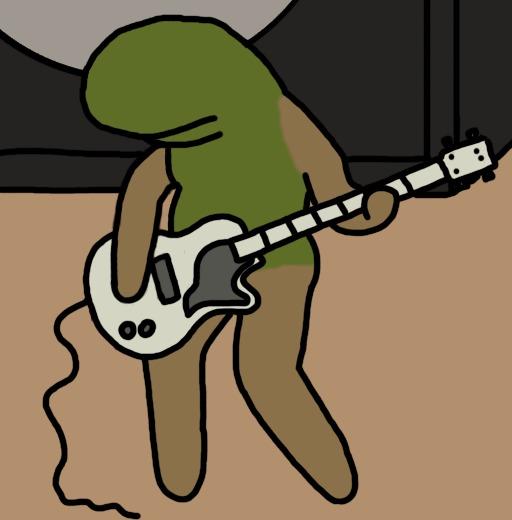 Троглодит гитарист - горе в группе HOMM III, Герои меча и магии, Игры, Гифка