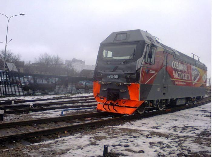 Обновление локомотивного парка в 2019 году. Железная дорога, РЖД, Локомотив, Длиннопост