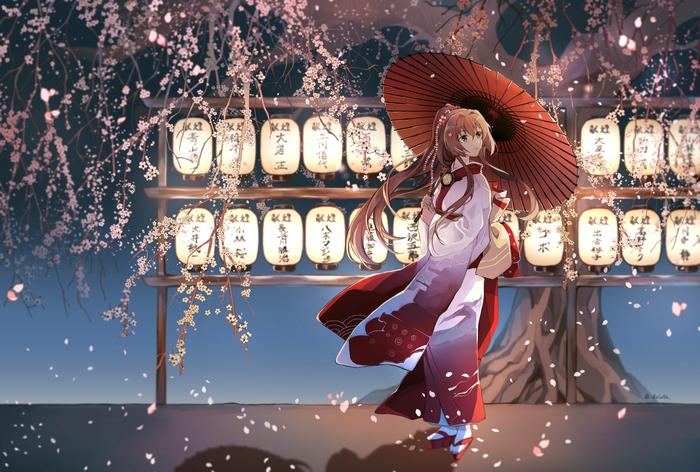 Yamato (художник: Kocona)
