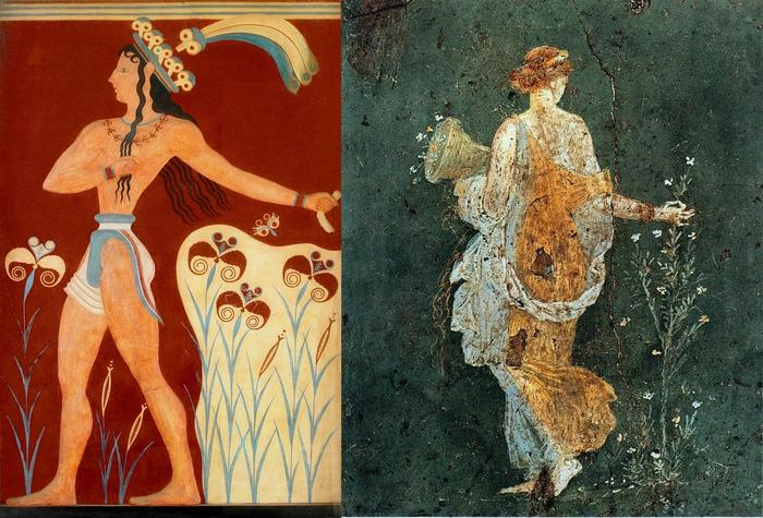 Как отличать греков от римлян Античность, Памятка, Древняя греция, Древний Рим, Длиннопост, Отличия