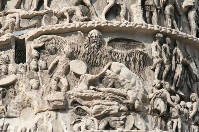 Римские легионеры берут в плен Чубакку Лига историков, Юмор, Марк Аврелий, Древний Рим