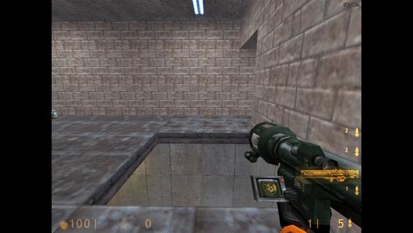 Поговорим о Half-Life - в браузере Браузерные игры, Half-Life, Шутер, Онлайн-Игры, Гифка, Длиннопост