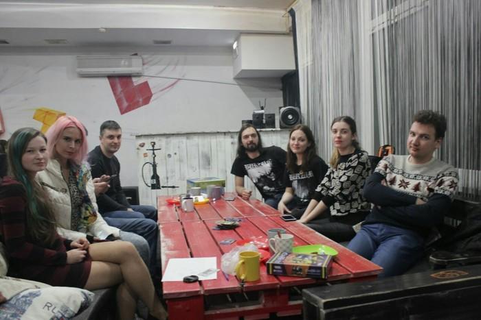 Встреча Пикабушников г. Севастополь Севастополь, Пикабушники, Компания-Лз, Длиннопост, Встреча