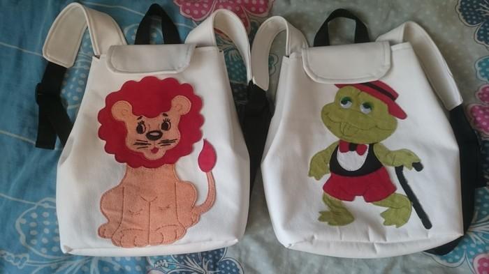 Детские рюкзаки Рукоделие без процесса, Рюкзак, Хобби, Детям, Длиннопост