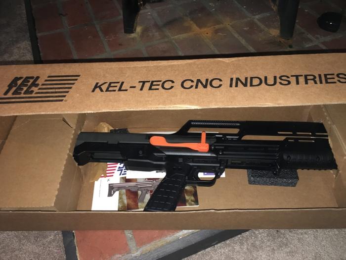 Новый Keltec KS-7 Помпа, Дробовик, Тактический дробовик, США, Оружие, Длиннопост
