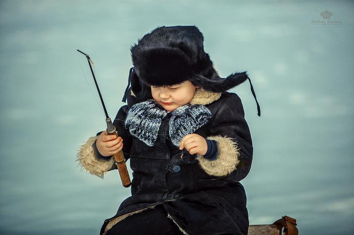 Рыбачок =) Рыбалка, Рыбак, Дети, Длиннопост