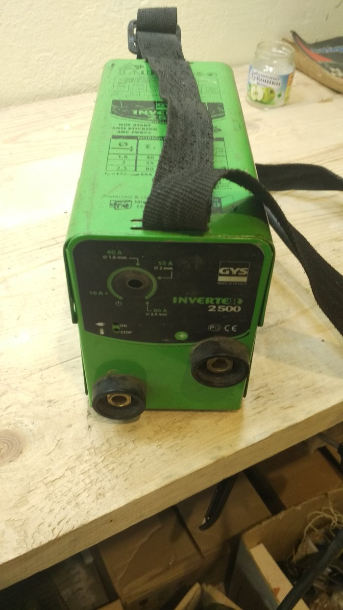 Ремонтируем сварку GYS INVERTER 2500, микроб Ремонт, Сварочный инвертор, Длиннопост
