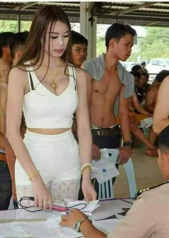 А тем временем в Таиланде ежегодная лотерея призывников в армию Таиланд, Армия, Призыв, Длиннопост