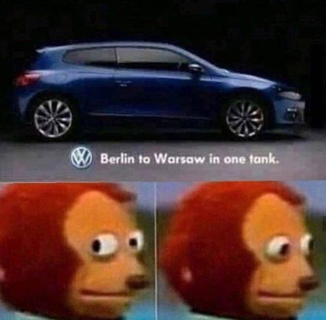 Хм. Volkswagen, Реклама, Неловкий момент, Игра слов, Английский язык, Авто, Германия, Германия-Польша